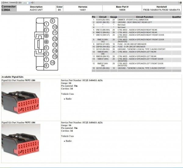 1989 ford ranger door lock wiring diagram full hd quality