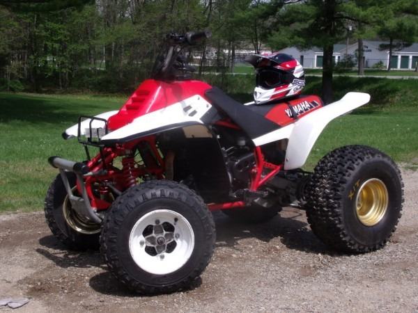 1987 Yamaha Warrior 350