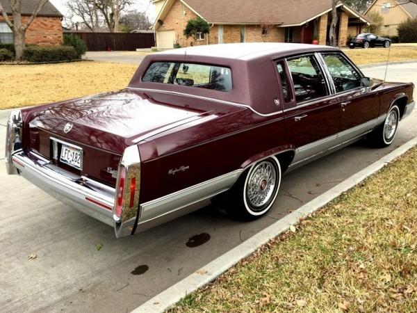 Cadillac Brougham Sedan D'elegance – Serendipitous Resplendence