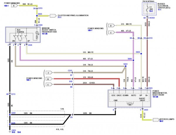 94 Mustang Gt Stereo Wiring Diagram
