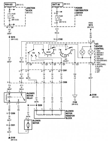 Wiring Diagram For 2004 Jeep Grand Cherokee
