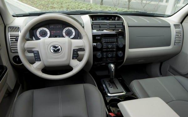 2008 Mazda Tribute Hybrid