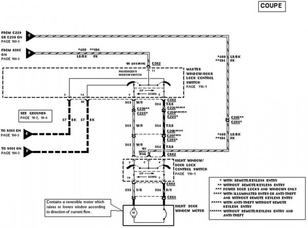 95 Mustang Wiring Diagram