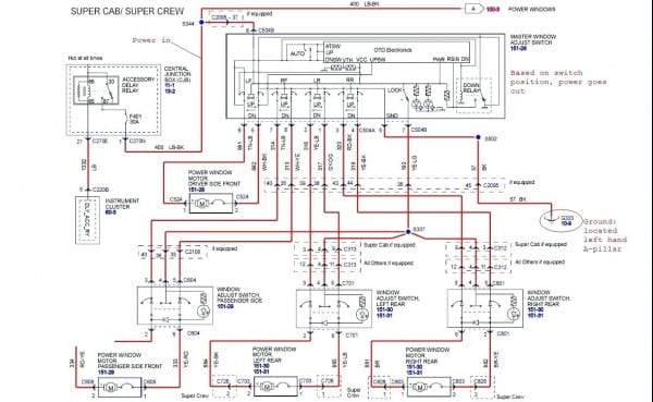 2013 f150 electrical schematic good ford trailer wiring harness