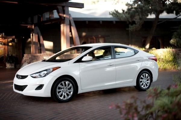 Hyundai Elantra Recalled For Airbag Problem