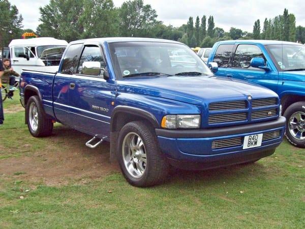 300 Dodge Ram 1500 Truck (2nd Gen) (1997)
