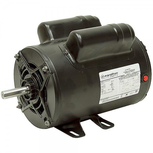 Ge Motor Wiring Diagram 115 230