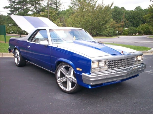 Grench1 1983 Chevrolet El Camino Specs, Photos, Modification Info