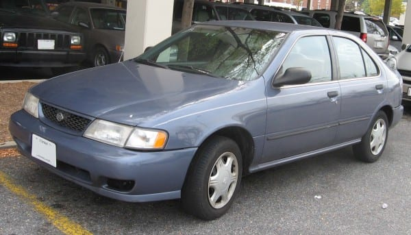 1998 Nissan Sentra Photos, Informations, Articles