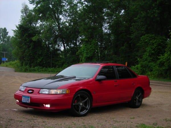 Whiteman_01 1994 Ford Taurus Specs, Photos, Modification Info At