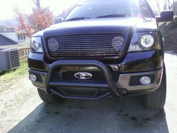 F150 Grille Competion