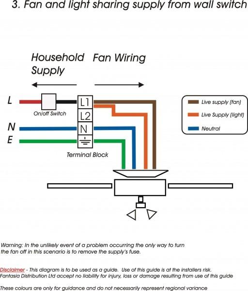 3 Speed Fan Switch Wiring Diagram