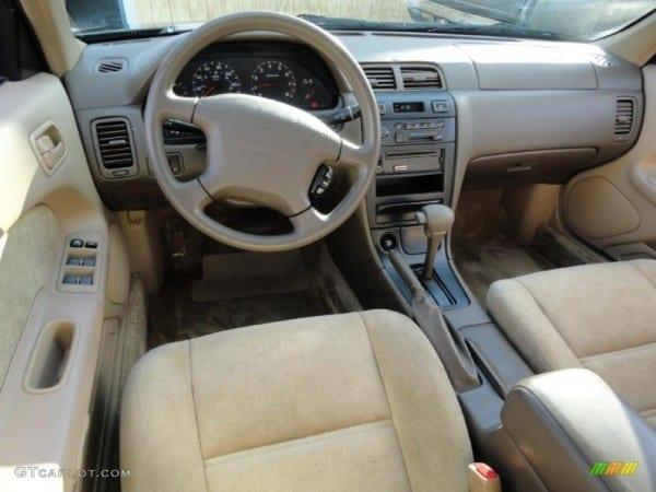 1998 Nissan Maxima Se Interior Photo  42417372