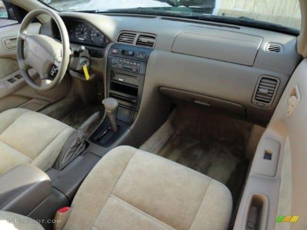 1998 Nissan Maxima Se Interior Photo  42417388