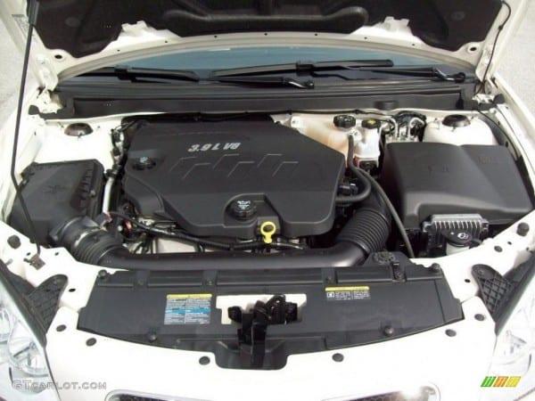 2008 Pontiac G6 Gt Convertible 3 9 Liter Ohv 12