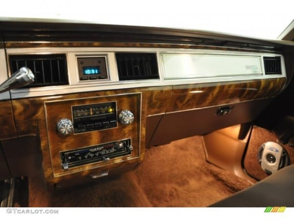 1984 Dark Walnut Metallic Mercury Grand Marquis Ls  57610938 Photo