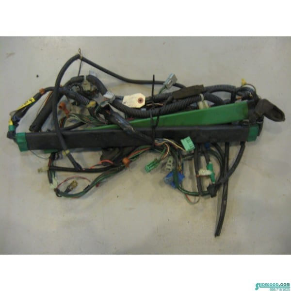 97 Acura Integra Rs Interior Wire Harness To Rear 32108 St7 A020 R5926