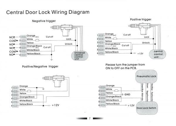 5 Wire Door Lock Actuator Wiring Diagram Wire Center Best Of Power