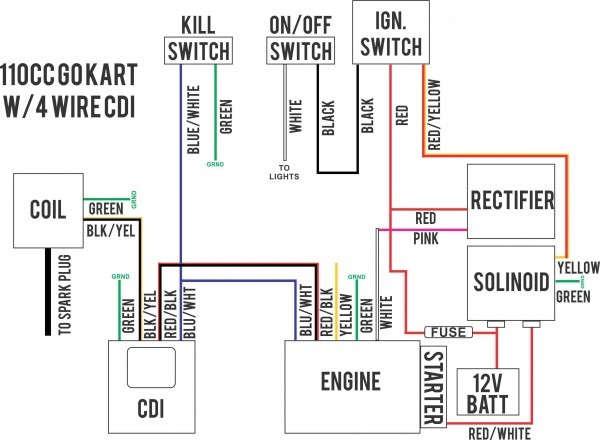 5 Wire Wiring Diagram