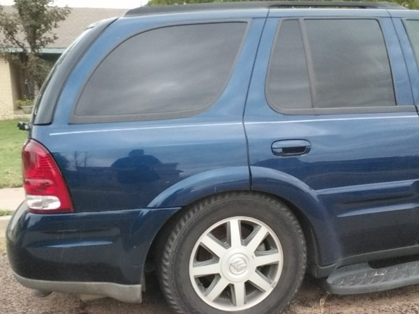 2004 Buick Rainier Air Suspension Suv Loses Height In The Rear  4