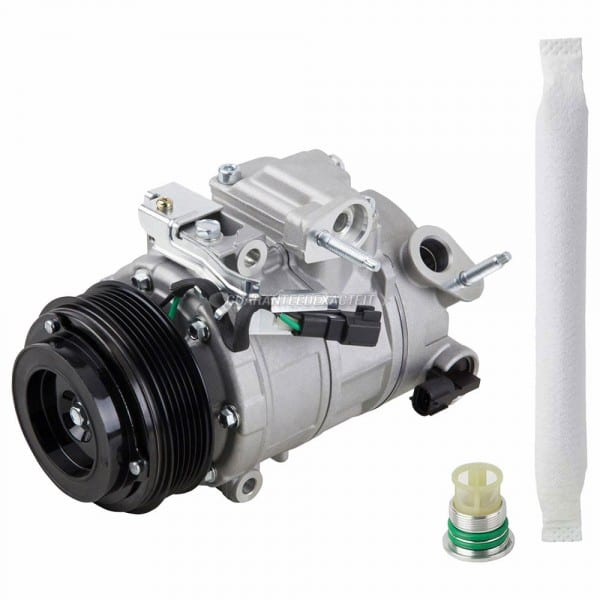 Ac Compressor And Components Kits For Ford Flex, Ford Taurus And