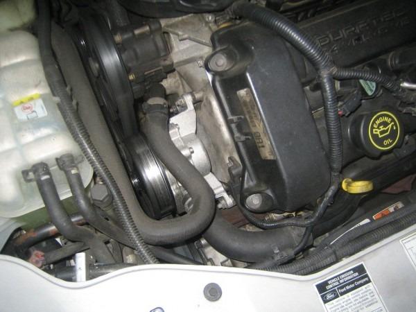 Ford Taurus Radiator Hose