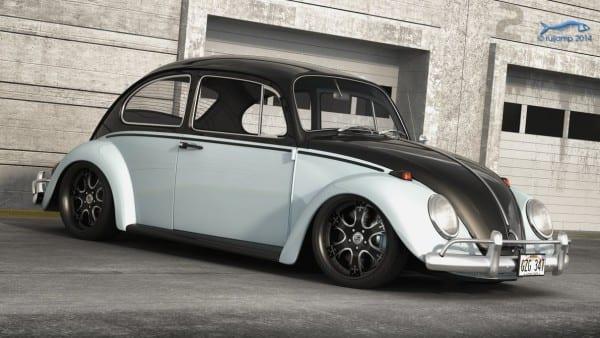 68 Vw Beetle R 2 By Rjamp On Deviantart