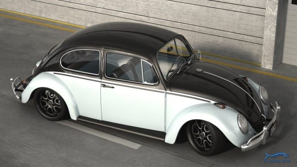 68 Vw Beetle R 4 By Rjamp On Deviantart