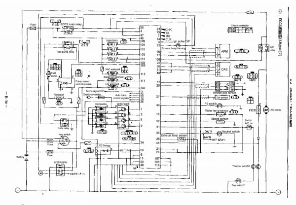 allison transmission wiring schematic