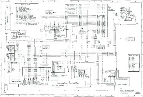 Allison 2500 Transmission Wiring Diagram
