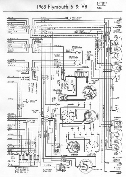 Mopar Wiring Diagram