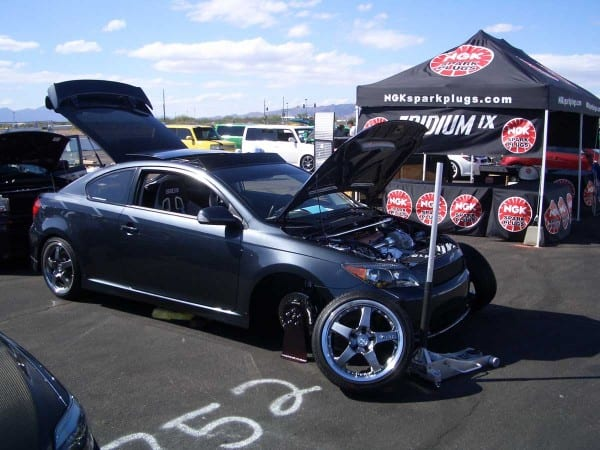 2006 Scion Tc Trd Supercharged 1 4 Mile Drag Racing Timeslip Specs