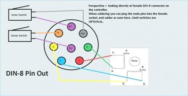 8 Prong Wiring Diagram