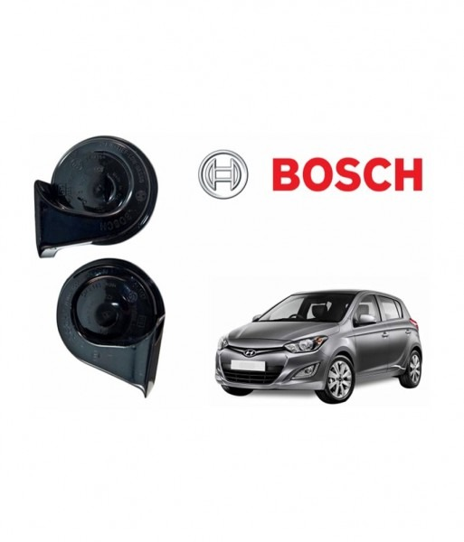 Bosch Car Symphony Fanfare Horn 028 (set Of 2)