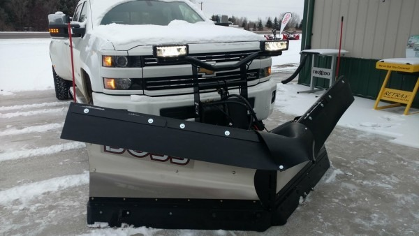 Boss Snow Plows In Eau Claire, Wi