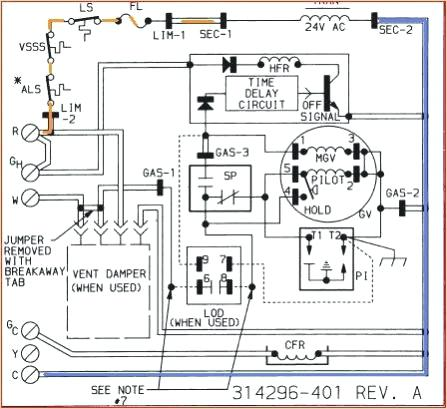 Bryant Thermostat Wiring Diagram