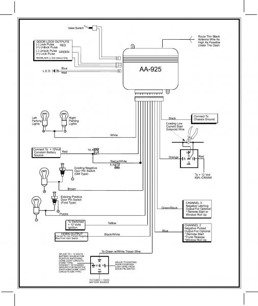 [DIAGRAM_5NL]  audiovox car alarm wiring diagram | 2008 Chevy Impala Door Lock Wiring Diagram Free Download |  |