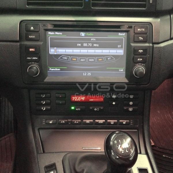 Car Stereo For Bmw 3 Series E46 M3 318i 320i 325i 328i Gps