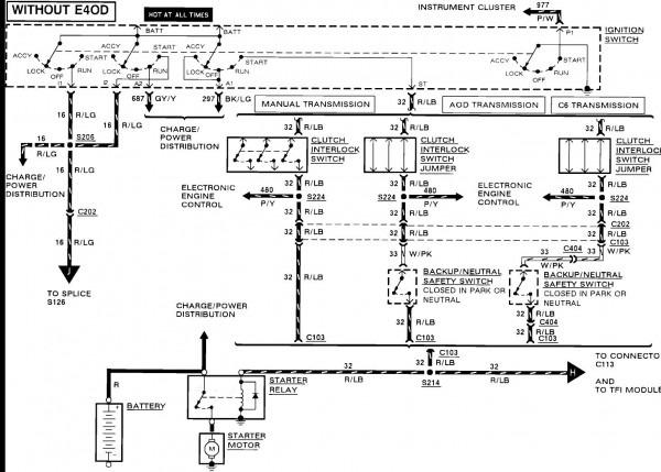 Ford E40d Transmission Wiring Diagram