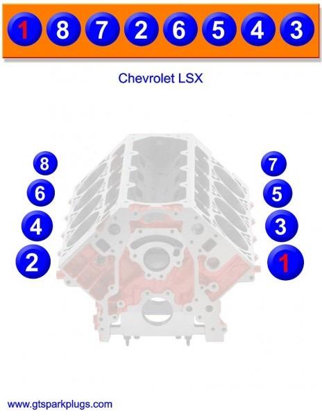 Chevy Lsx Firing Order