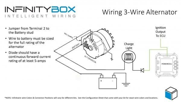 Delco 3 Wire Alternator Wiring Diagram 10si Best Gm Inspirational