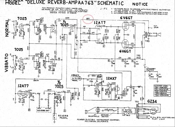 Bf Sf Vibrolux Reverb  U2013 Car Wiring Diagram