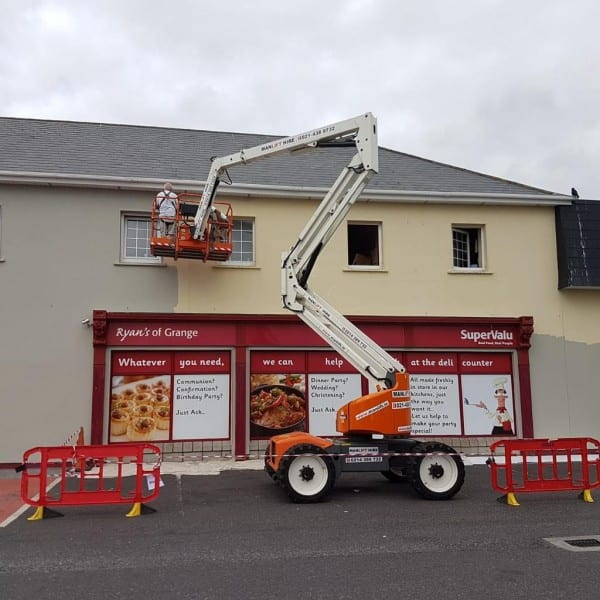 Manlift Hire On Twitter   Coming Along Nicely @ryanssupervalu With