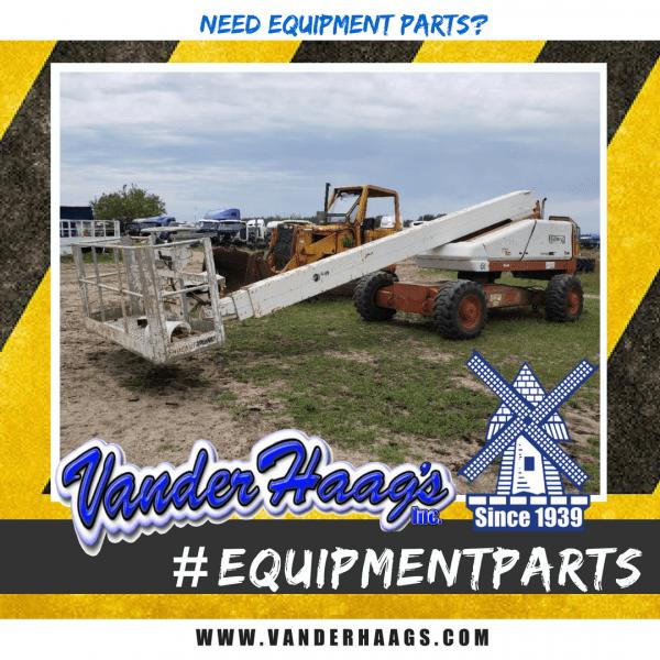Vander Haag's, Inc  On Twitter   Equipment Parts! 1987 Snorkel Tb