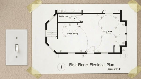 Drawing Electrical Plans In Autocad