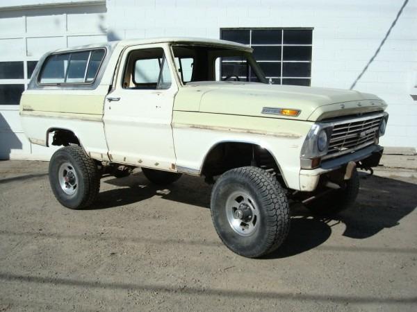 69 Fullsize Bronco