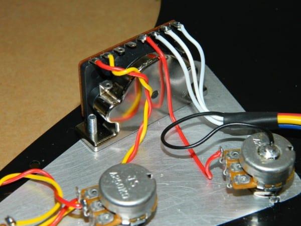 Stratocaster 5 Way Switch Tricks