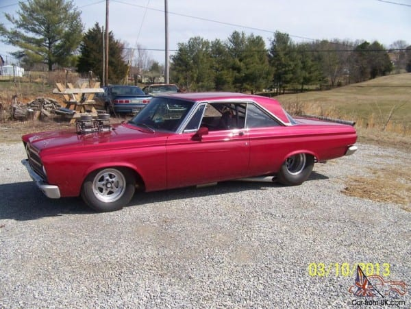 65 Plymouth Belvedere Pro