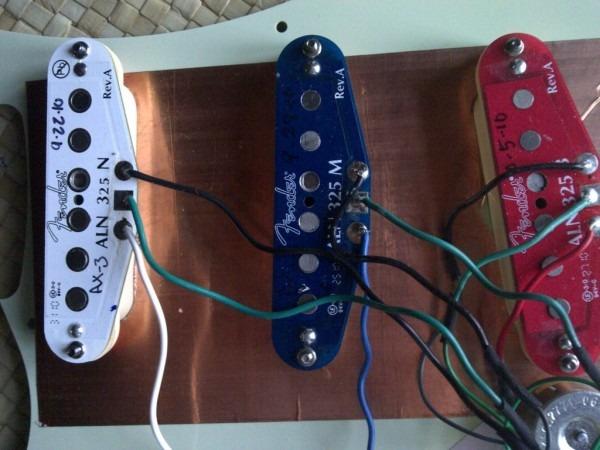 Fender N3 Pickups