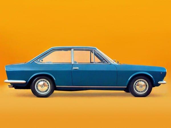 Fiat 124 Sport Coupe Ac Specs & Photos